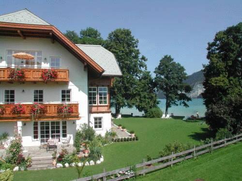 Landhaus Leitner am Wolfgangsee, Abersee , Rakousko