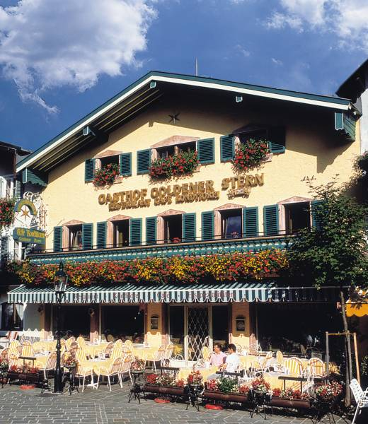 Hotel Goldener Stern, Abtenau, Rakousko