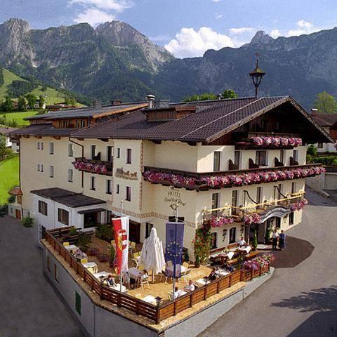 Hotel Post Abtenau, Abtenau, Rakousko