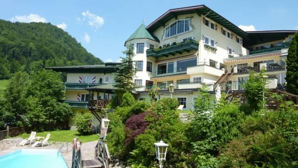 Land und Tagungshotel Hubertushof, Adnet, Rakousko