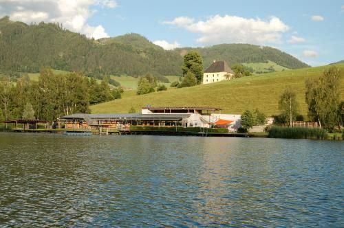 Puttererseehof, Aigen im Ennstal, Rakousko