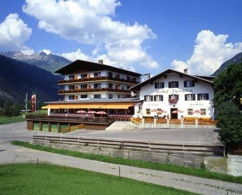 Alpenblick, Bach, Rakousko