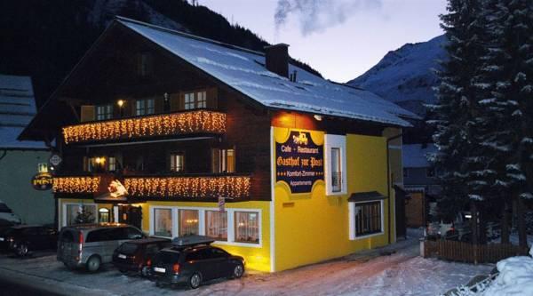 Gasthof Post, Bad Gastein, Rakousko