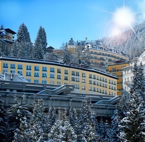 Hotel Elisabethpark, Bad Gastein, Rakousko