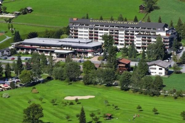 Hotel Europäischer Hof, Bad Gastein, Rakousko