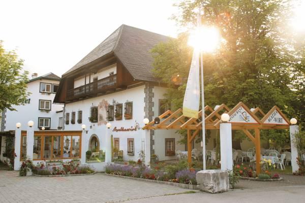 Landhotel Agathawirt, Bad Goisern, Rakousko