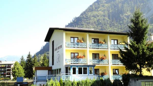 Pension Reiter, Bad Hofgastein, Rakousko