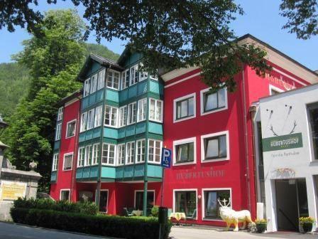 Landhotel Hubertushof, Bad Ischl, Rakousko