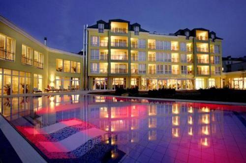 Parkhotel, Bad Schallerbach, Rakousko