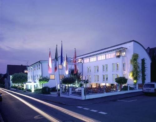 Hotel Germania, Bregenz, Rakousko