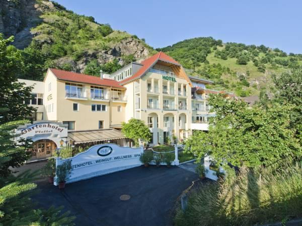 Gartenhotel & Weingut Pfeffel Dürnstein, Dürnstein, Rakousko