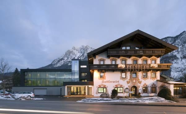 Sattlerwirt, Ebbs, Rakousko