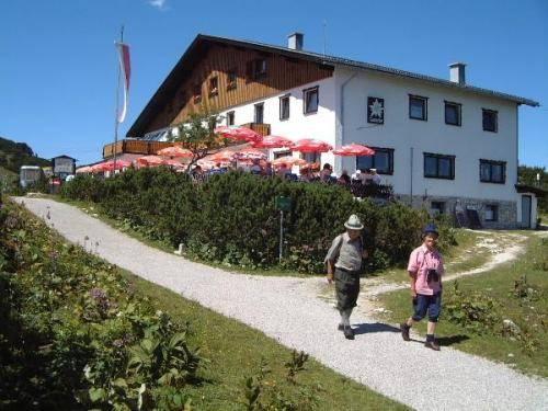 Berggasthof Edelweiss, Ebensee, Rakousko