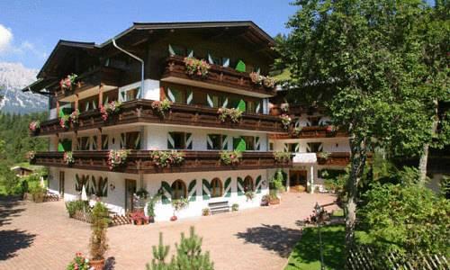 Ferienappartements Landhof, Ellmau, Rakousko