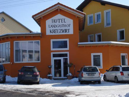 Landgasthof Hotel Kreuzwirt, Engerwitzdorf, Rakousko