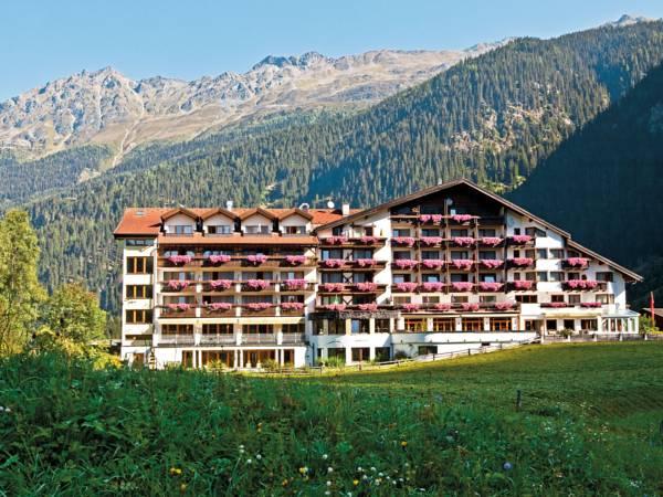 Hotel Weisseespitze, Feichten Im Kaunertal, Rakousko