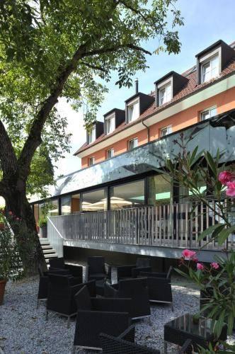 Montfort - das Hotel, Feldkirch, Rakousko