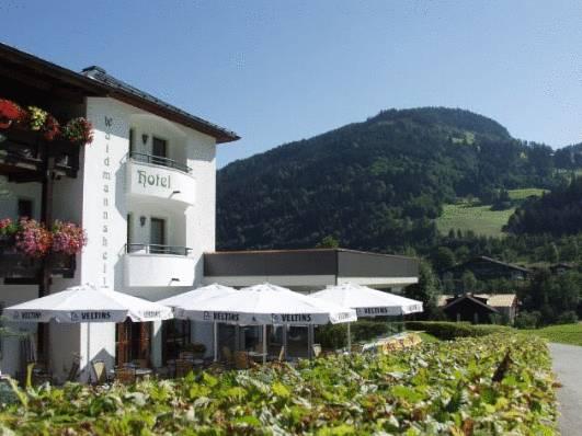 Hotel Waidmannsheil, Flachau, Rakousko
