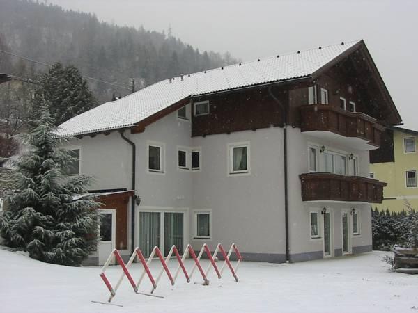 Apartmenthaus Edelweiss, Flattach, Rakousko