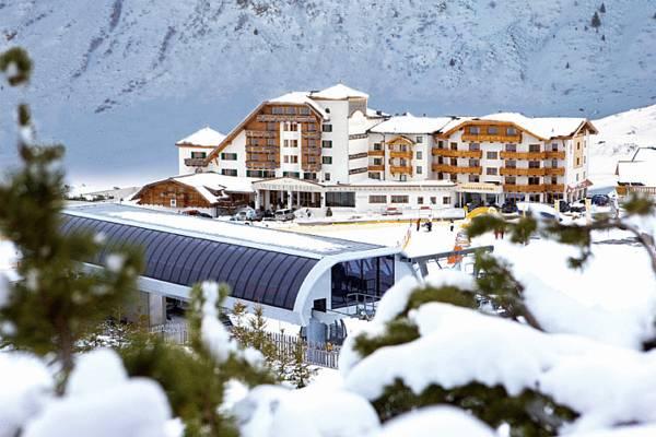 Alpenromantik Hotel Wirlerhof, Galtür, Rakousko
