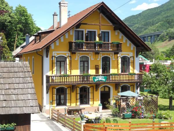 Pension Alte Mühle, Gmünd, Rakousko