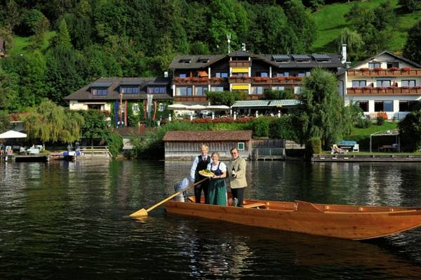 Landhotel Grünberg am See, Gmunden, Rakousko