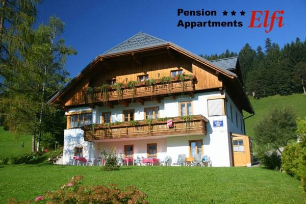Appartements Pension Elfi, Gosau, Rakousko