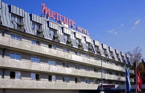 Mercure Graz Messe, Graz, Rakousko