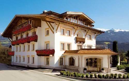 Gartenhotel Maria Theresia, Hall in Tirol, Rakousko