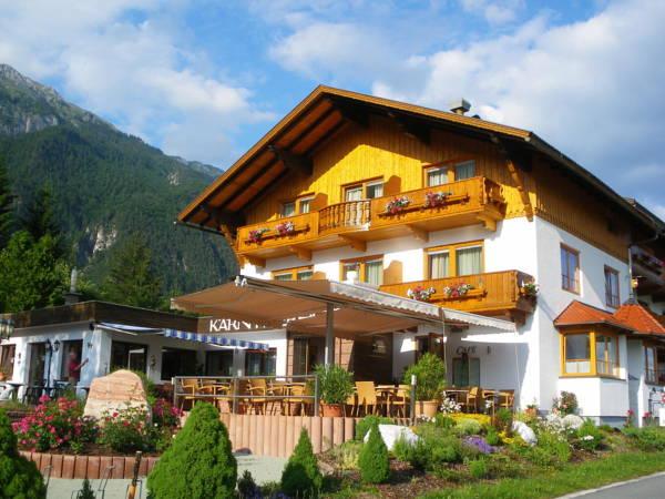 Hotel Kärntnerhof, Hermagor, Rakousko