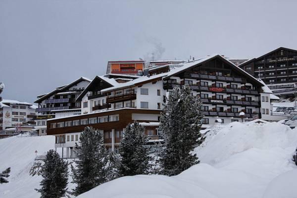 Sporthotel Olymp, Hochgurgl, Rakousko