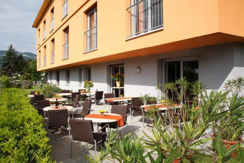 Das smarte Hotel garni, Höchst, Rakousko