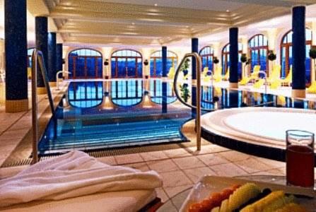 Sheraton Fuschlsee Salzburg Hotel Jagdhof, Hof bei Salzburg, Rakousko