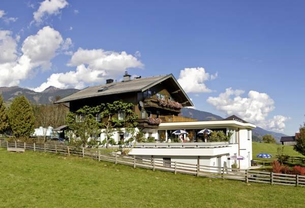 Pension Mitteregg, Hollersbach im Pinzgau, Rakousko