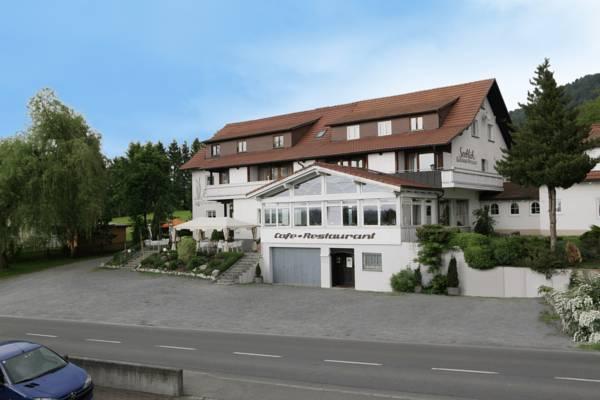 Landgasthof Seeblick, Hörbranz, Rakousko