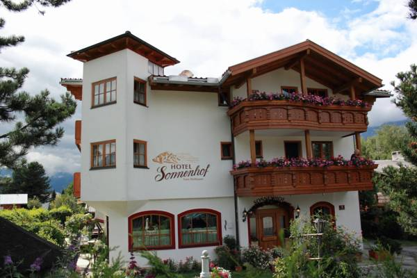 Hotel Sonnenhof Bed & Breakfast, Igls, Rakousko