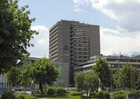 Hilton Innsbruck, Innsbruck, Rakousko