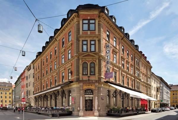 Hotel Central, Innsbruck, Rakousko