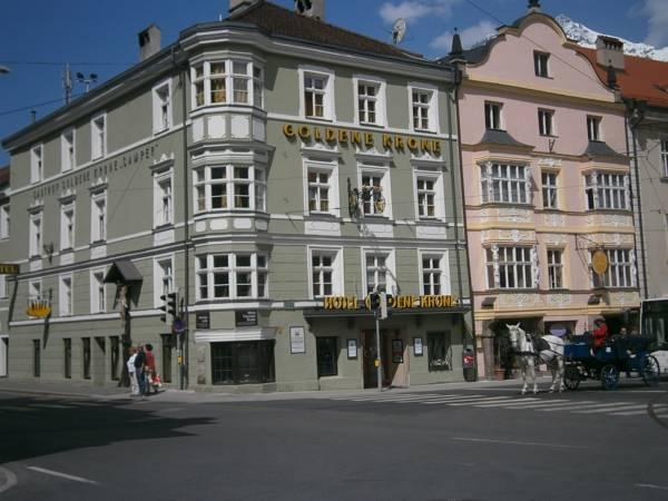 Hotel Goldene Krone Innsbruck, Innsbruck, Rakousko