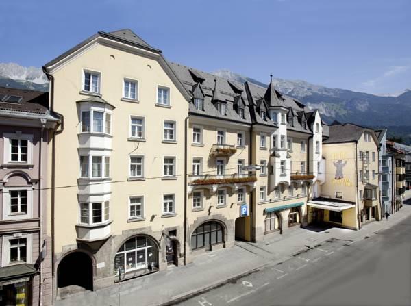 Hotel Grauer Bär, Innsbruck, Rakousko