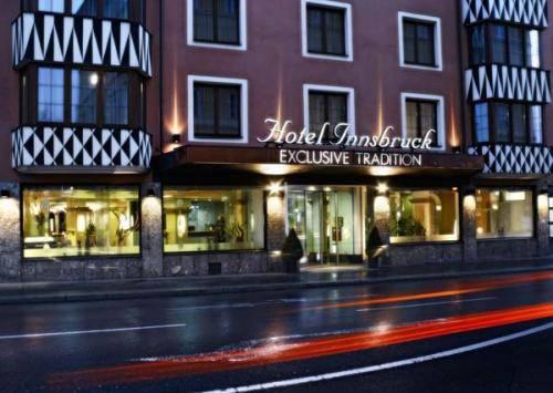 Hotel Innsbruck, Innsbruck, Rakousko