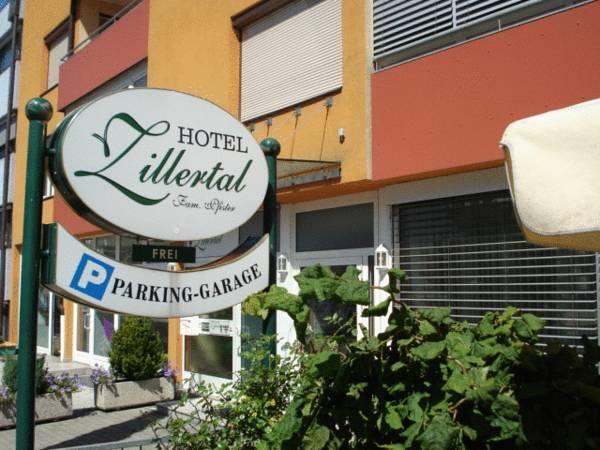 Hotel Zillertal, Innsbruck, Rakousko