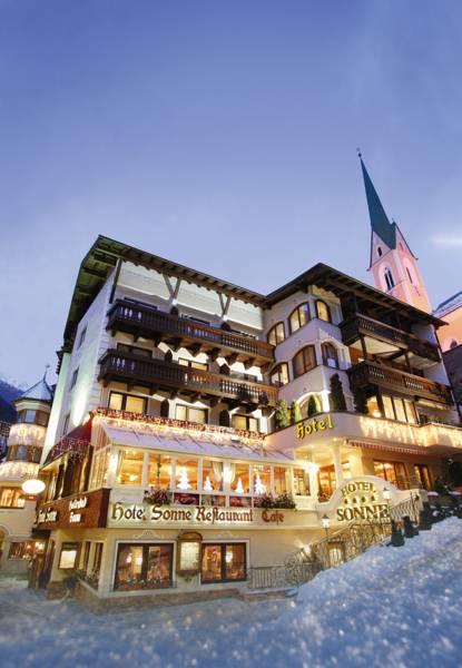 Hotel Sonne, Ischgl, Rakousko