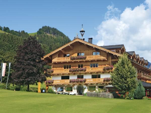 Golf & Ski Hotel Rasmushof, Kitzbühel, Rakousko