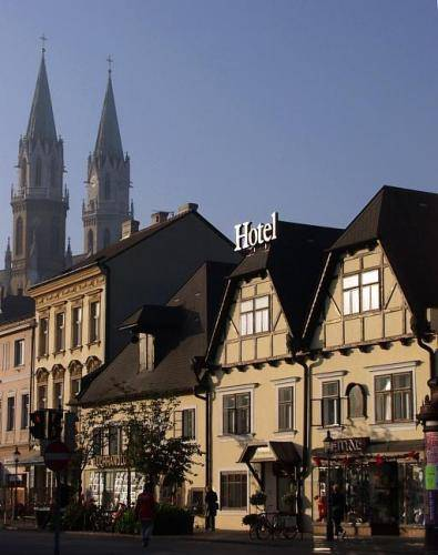 Hotel Schrannenhof, Klosterneuburg, Rakousko