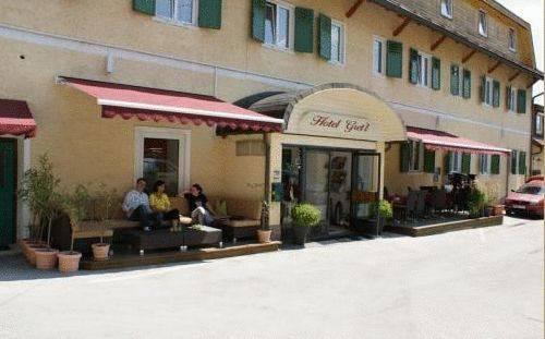 Hotel Gretl, Krumpendorf, Rakousko