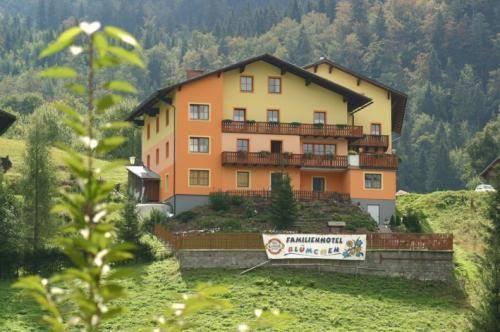 Familienhotel Blümchen, Lackenhof, Rakousko