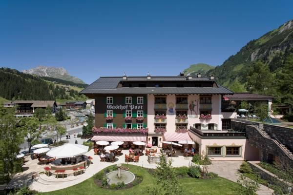 Hotel Gasthof Post, Lech, Rakousko