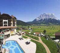 Hotel Post, Lermoos, Rakousko
