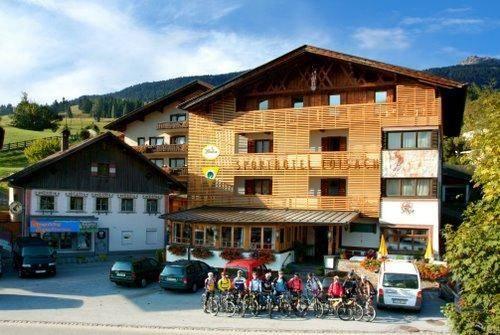 Sporthotel Loisach, Lermoos, Rakousko